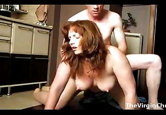 girl fist time fuking video